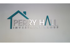 Dimensional Lettering for Perry Hall Investments in Perry Hall, MD