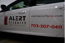 - Image360-Beaverton-Vehicle Lettering - Alert Security